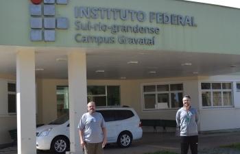 INSTITUTO FEDERAL DE GRAVATAÍ AGORA FAZ PARTE DO COMITÊ GRAVATAHY